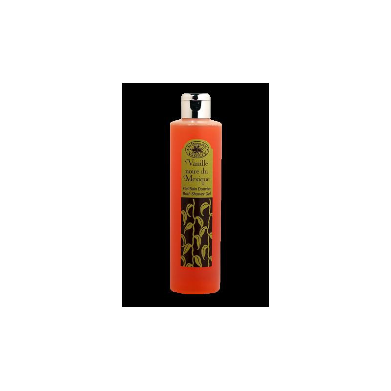Vanille noire du Mexique Gel Bain Douche 250ml