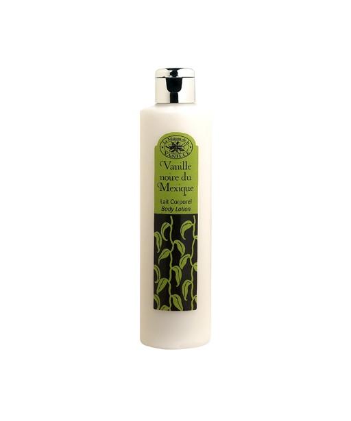 Vanille noire du Mexique Lait Corporel 250ml