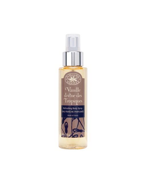 Vanille divine des Tropiques - Fragrant body spray 100ml