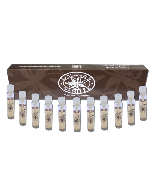 Test-Box 11 fragrances